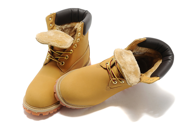 timberland femme fourree pas cher